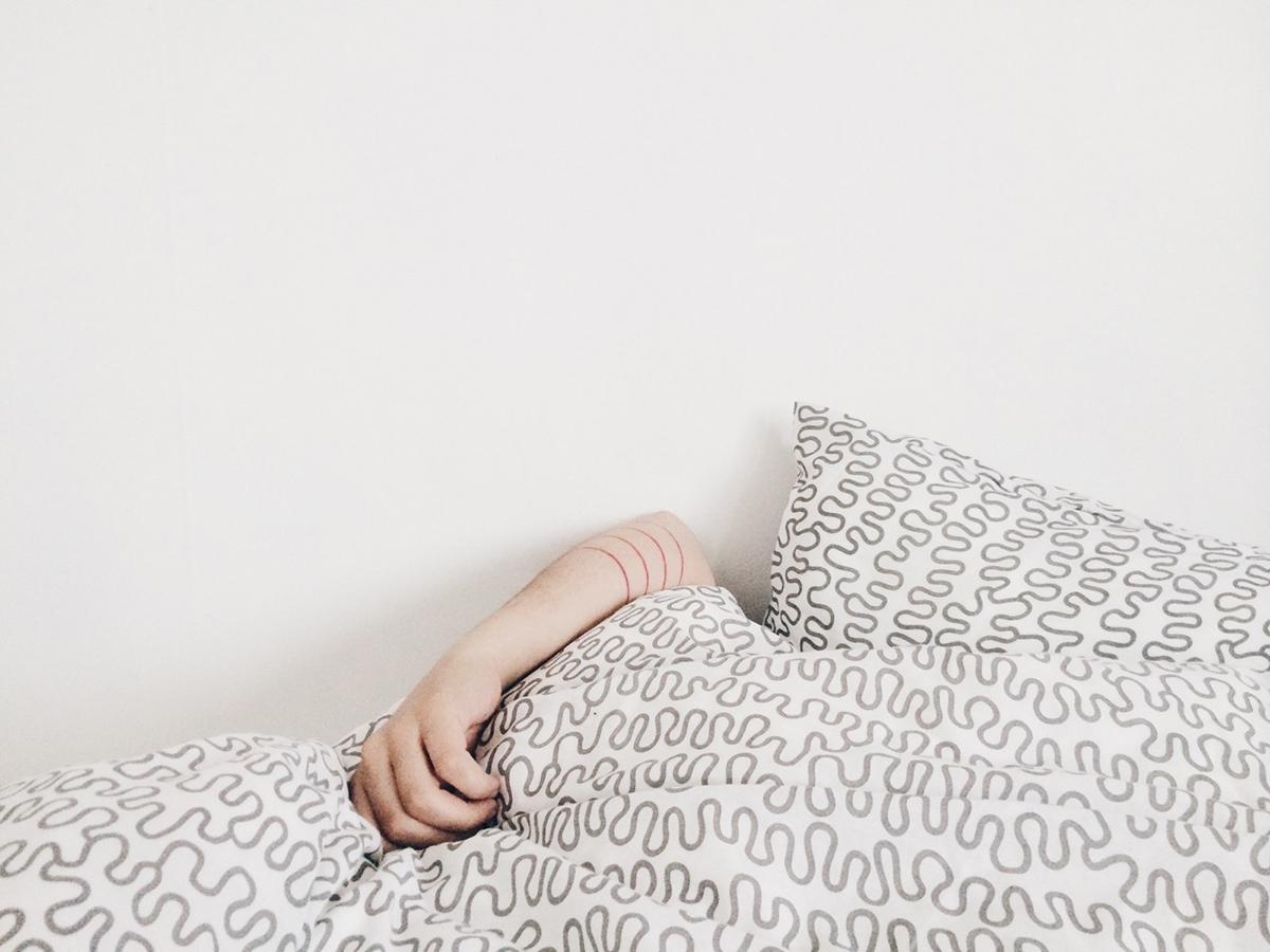 Kühlende Kissen gegen Schwitzen